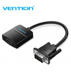 Vention VGA To HDMI Converter 1080P Video Audio Adapter