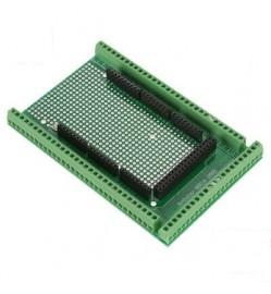 Prototype Screw Terminal Block Shield for Arduino Mega