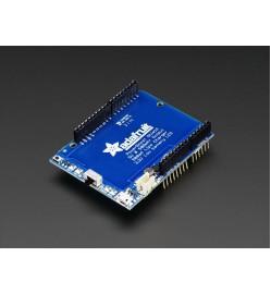 Adafruit PowerBoost 500 Shield - Rechargeable 5V Power Shield