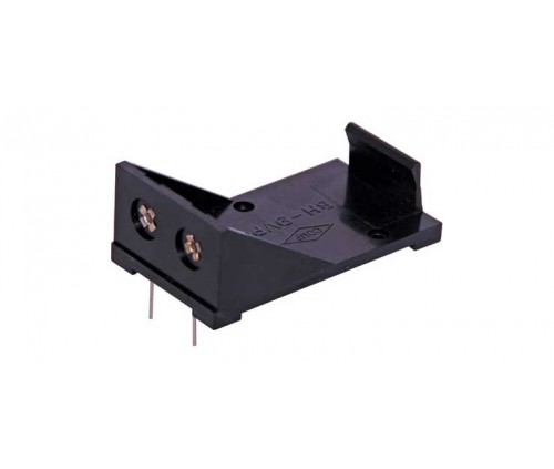 9V Battery Holder PCB Mount.