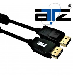 ATZ DISPLAYPORT CABLE v1.2 4K, DP CABLE 4K (2M)