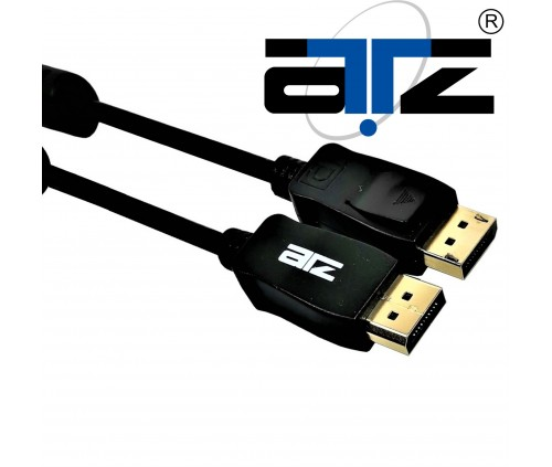 ATZ DISPLAYPORT CABLE v1.2, 4K, DP CABLE 4K (3M)