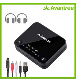 Avantree Bluetooth 5.0 Transmitter