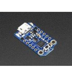 Adafruit Trinket - Mini Microcontroller - 3.3V Logic - MicroUSB PRODUCT ID: 1500