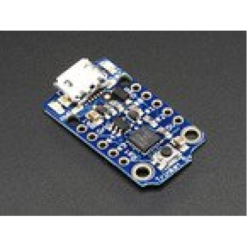 Adafruit Trinket - Mini Microcontroller - 5V Logic PRODUCT ID: 1501