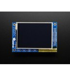 "Adafruit PiTFT - 320x240 2.8"" TFT+Touchscreen for Raspberry Pi PRODUCT ID: 1601"