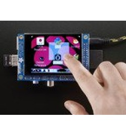 "Adafruit PiTFT 2.8"" TFT 320x240 + Capacitive Touchscreen for Raspberry Pi PRODUCT ID: 1983"