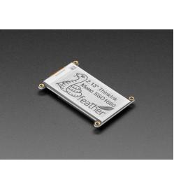 "Adafruit 2.13"" Monochrome eInk / ePaper Display FeatherWing - 250x122 Monochrome with SSD1680"