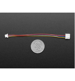 Grove to STEMMA QT / Qwiic / JST SH Cable - 100mm long