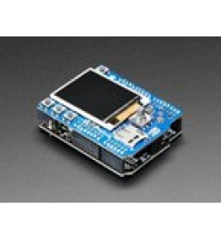 "Adafruit 1.8"" Color TFT Shield w/microSD and Joystick - v 2 PRODUCT ID: 802"