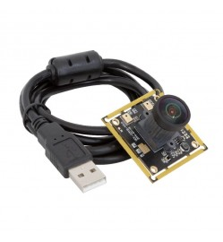 Arducam 1080P Low Light WDR Ultra Wide Angle USB Camera Module