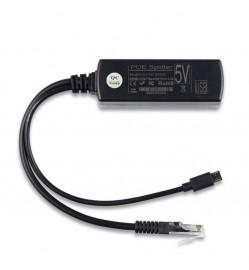 PoE Splitter Gigabit 5V