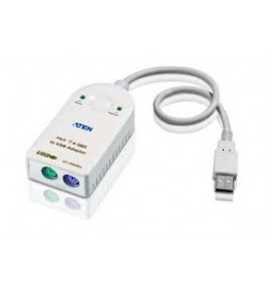 PS/2 to USB Adapter with Mac support (30cm)
