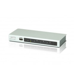 ATEN 4-Port HDMI Switch. IR and RS232 Remote Control