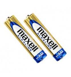 Maxwell LR03 AAAx2 Alkaline Battery