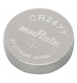 MURATA CR2477 Lithium Cell Button Battery