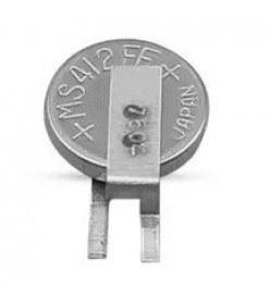 MS412FE-FL26E - Coin, 4.8mm 3V Lithium Battery Rechargeable (Secondary) 1mAh