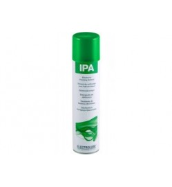 Electrolube IPA400 Isopropyl Cleaning Solvent Aerosol 400ml