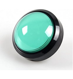 Arcade Game Push Button Switch 100mm - GREEN