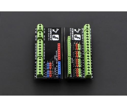 Gravity: Screw Shield V2 for Arduino