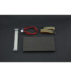 32x16 RGB LED Matrix Panel (6mm pitch)
