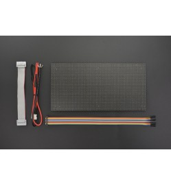 64x32 Flexible RGB LED Matrix-4mm Pitch