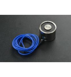 5V Electromagnet (3Kg Holding Force)