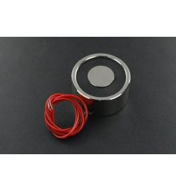 5V Electromagnet (30 Kg Holding Force)