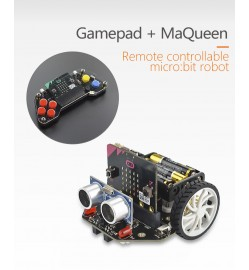 DFRobot Micro: Maqueen micro:bit Robot Platform with Remote Control