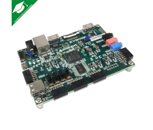 Zybo Z7-20 with SDSoC Voucher : Zynq-7000 ARM/FPGA SoC Development Board