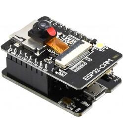 ESP32-CAM-MB Micro USB Programmer - CH340G Serial Chip (OV2640 Camera)