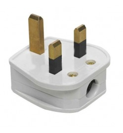 3 Pin 13A Plug with Approval