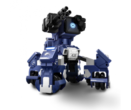 GJS GEIO FPS Battle Bot with Visual Recognition (Red/Blue)
