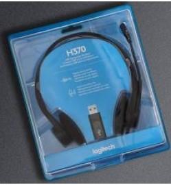 Logitech USB Computer Headset H370