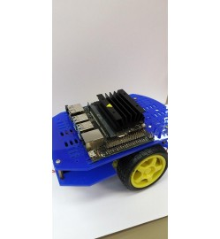 JetBot Car Chassis Kit (Without 	Jetson Nano Developer Kit)