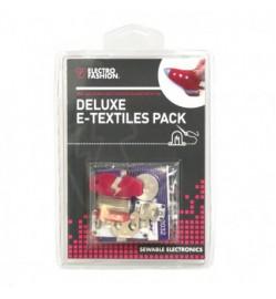 Kitronik Electro-Fashion Deluxe E-Textiles Pack