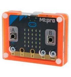 Kitronik MI:power Case Orange for the BBC micro:bit