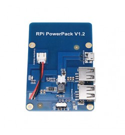 Lithium Battery Pack Expansion Board Power Supply With Switch For Raspberry Pi