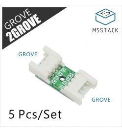M5STACK Grove to Grove Connector - 5 pieces