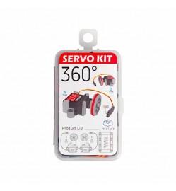Servo Kit 360° LEGO-compatible