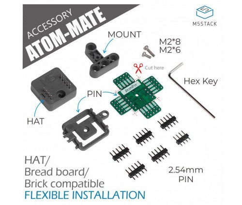 ATOM Mate Adapter DIY Expansion Kit