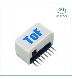 M5StickC ToF HAT(VL53L0X)