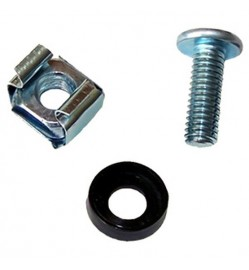 M6 cage nuts Assembly - 50 sets per Pkt