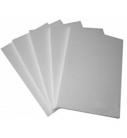 White Kapaline - 3mm Paper Foam Paper Board - 4ft x 9ft