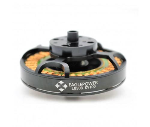 Brushless Motor L8308 Eaglepower Multirotor  Motor Q9 Lightweight Disc Type Multi Axis Motor