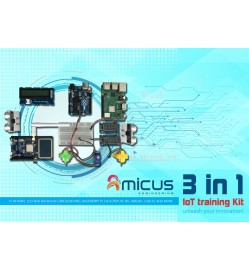 Amicus 3 in 1 IoT Training Kit