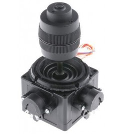 Joystick Switch, 3 axes, -25 → +70°C