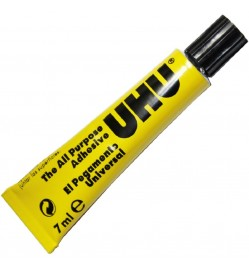 UHU ALL PURPOSE GLUE 7mL