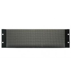 3U Sub-Rack RAL9004 (Black Color)
