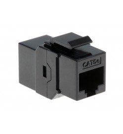 Cat.5e RJ45 Inline Coupler Type Keystone Jack